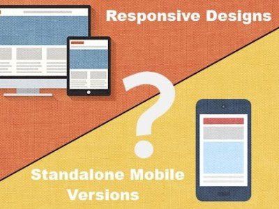 Cross-platform Responsive Designs or Standalone Mobile Versions- Which One is Better and Why